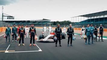 Em Silverstone, Fórmula 1 apresenta novo carro para a temporada 2022