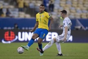 SBT atinge recorde de média de audiência com final da Copa América e supera Globo