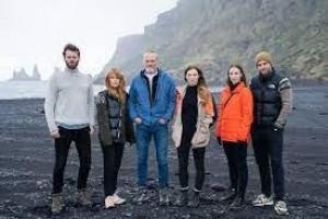 Série islandesa Katla une ciência e folclore
