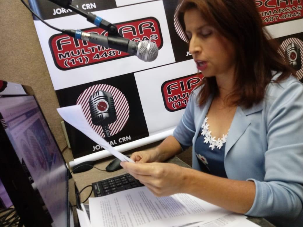 Rádio CRN aumenta cobertura jornalística por conta do coronavírus
