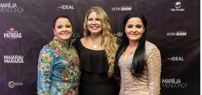 Marília Mendonça e Maiara e Maraisa farão live juntas, após pedidos dos fãs