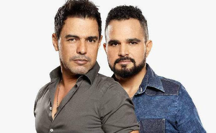 Zezé Di Camargo e Luciano anunciam live para maio; confira a data