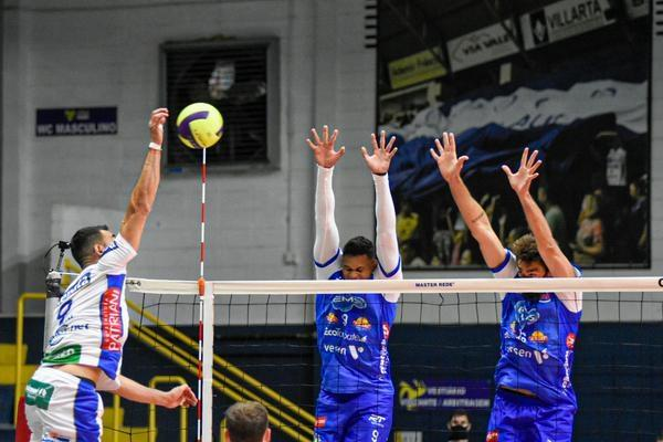 Vôlei Renata conquista o Campeonato Paulista 2020