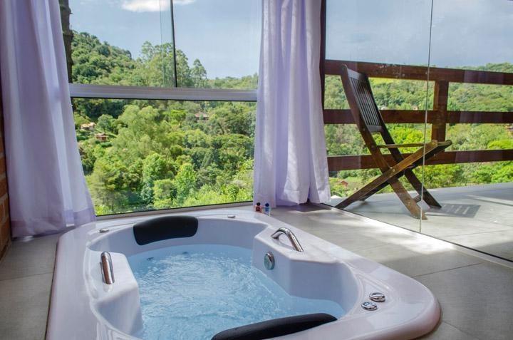 Férias de verão em Santo Antônio do Pinhal é sinônimo de tranquilidade e romantismo
