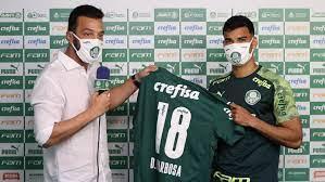 Novo reforço, Danilo Barbosa elogia Palmeiras e lamenta não ter data para estrear