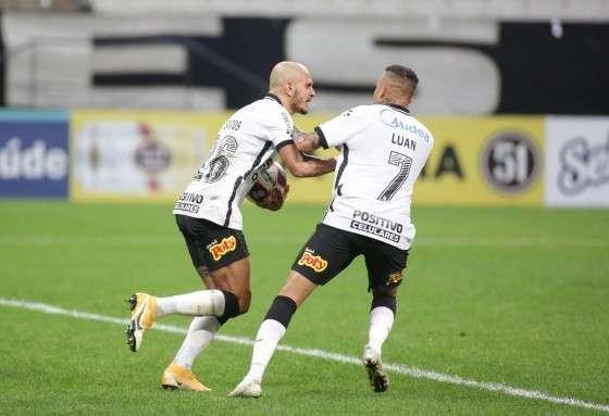 Corinthians só empata com São Bento, devendo futebol na volta à Neo Química Arena