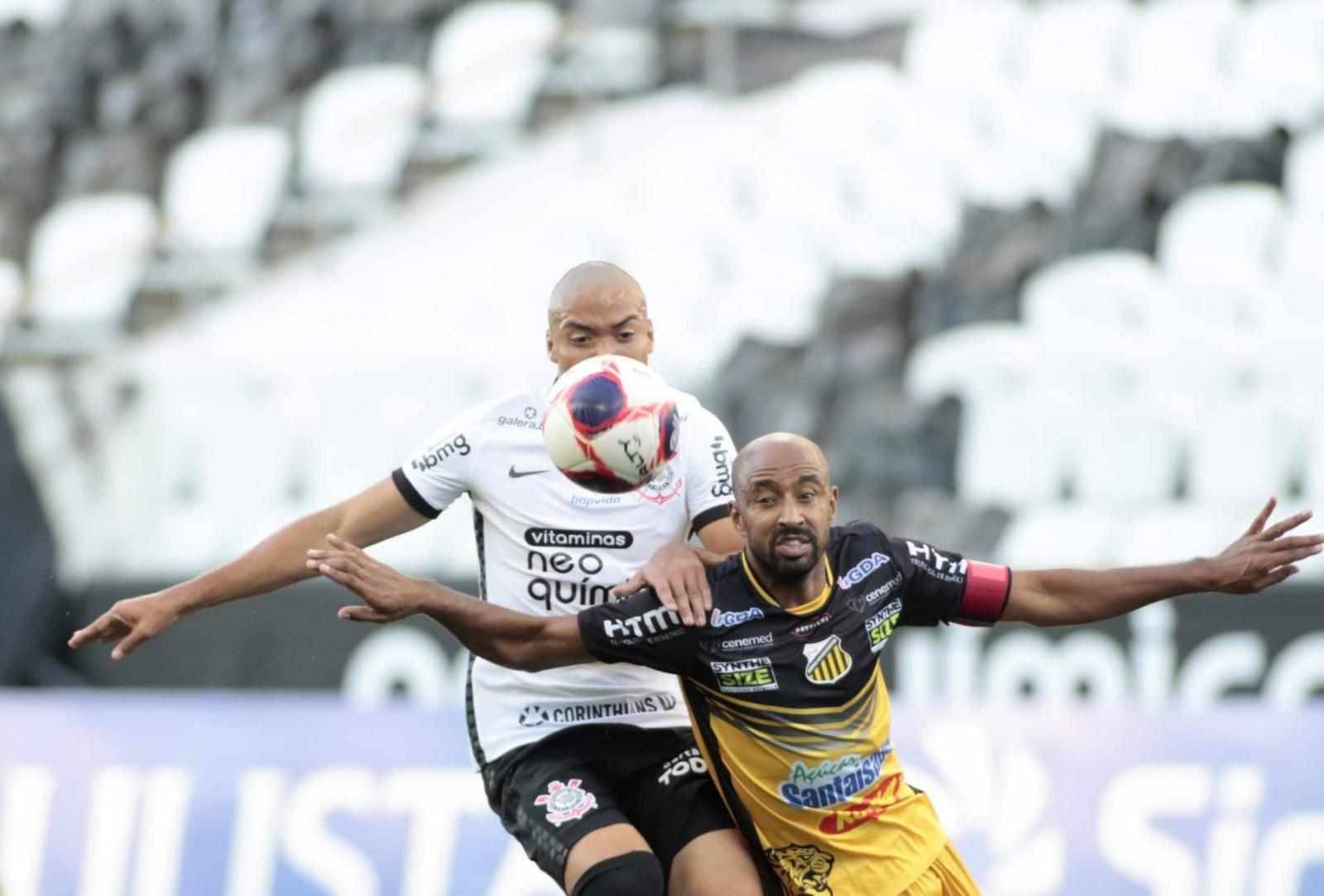 Corinthians x Inter de Limeira abre quartas de final do Paulistão nesta terça