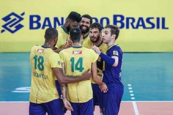 De volta às quadras, Brasil vence com facilidade 1º amistoso contra Venezuela