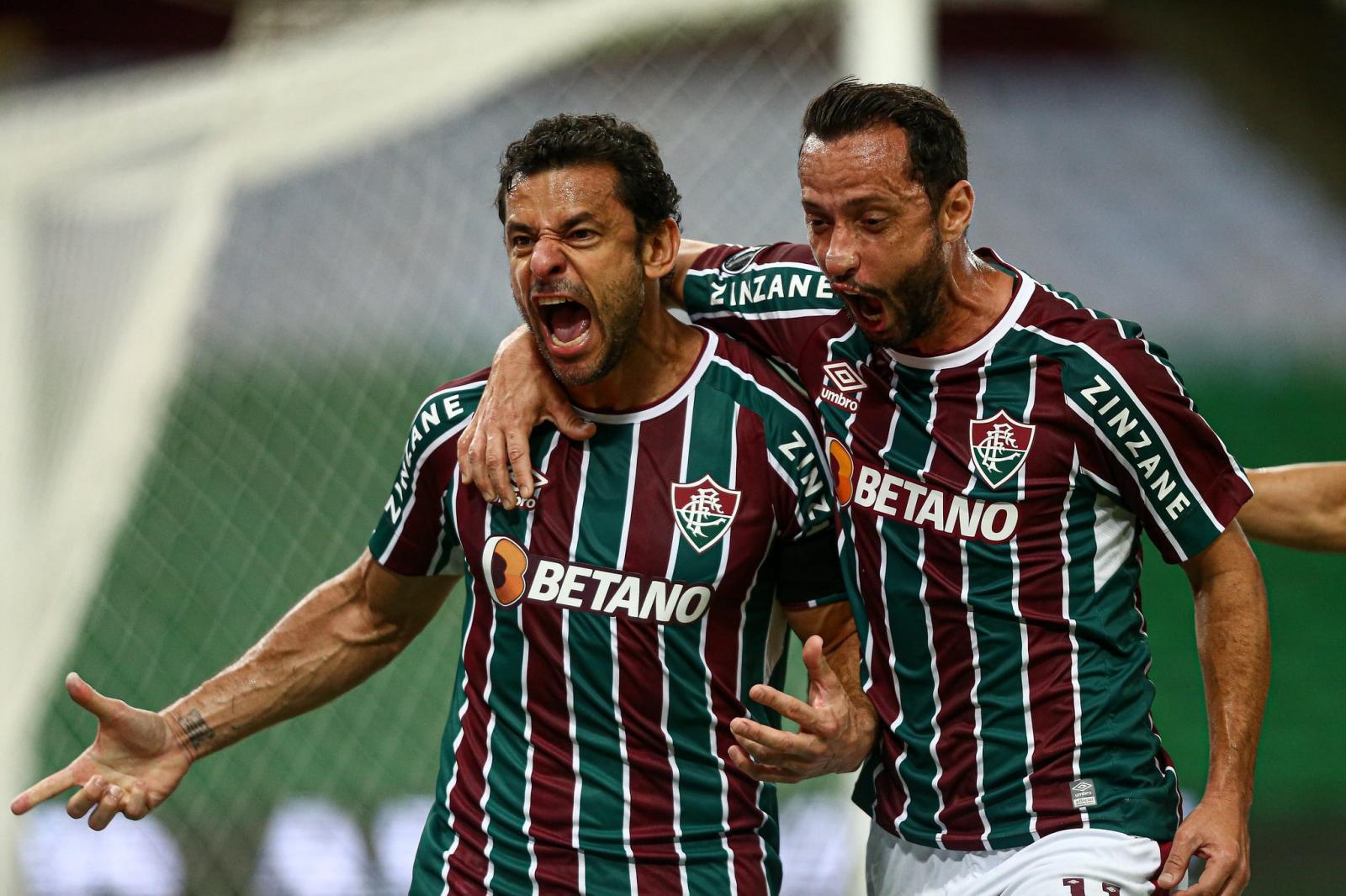 Fluminense elimina Cerro Porteño e pega Barcelona nas quartas da Libertadores