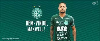 Focado em reagir na Série B, Guarani contrata atacante Maxwell, ex-Sport e Cuiabá
