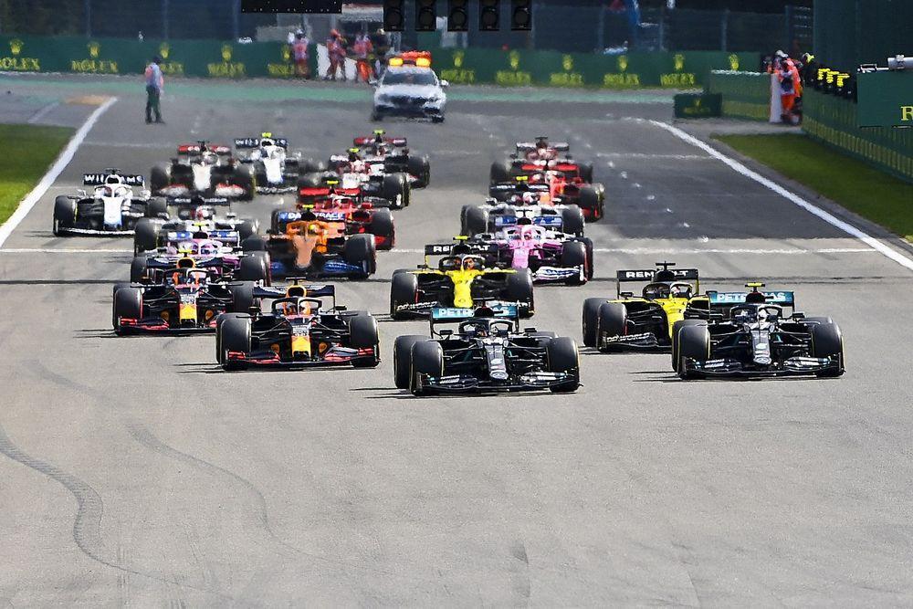 Fórmula 1 anuncia nova premiação para piloto que fizer mais ultrapassagens no ano