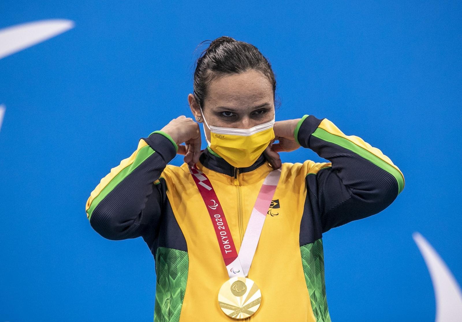 Na Paralimpíada de Tóquio, Brasil já iguala medalhas de ouro do Rio-2016