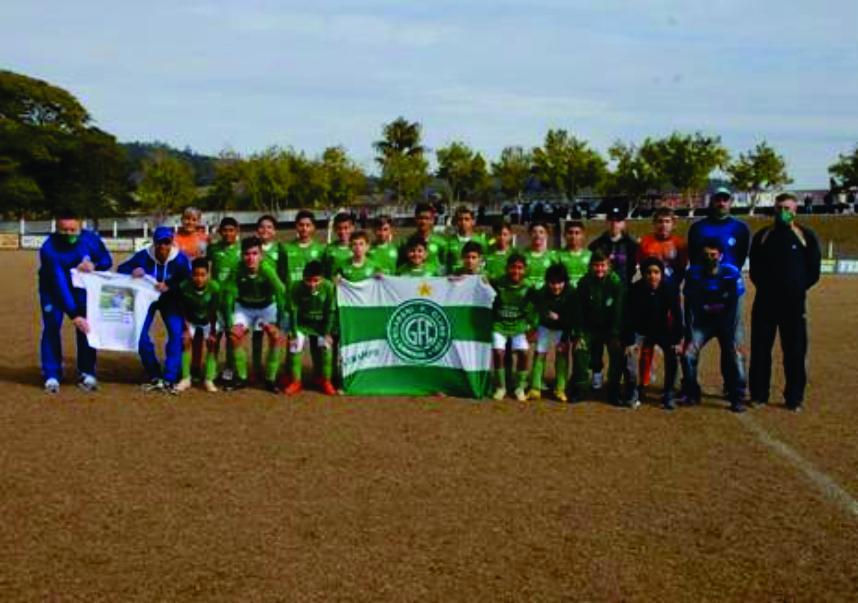 Projeto Bugrinho - Morungaba está na final da União Cup em duas categorias