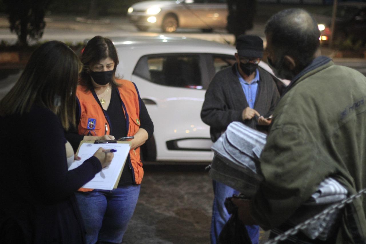 35 pessoas são beneficiadas pelo Abrigo Emergencial da Operação Inverno