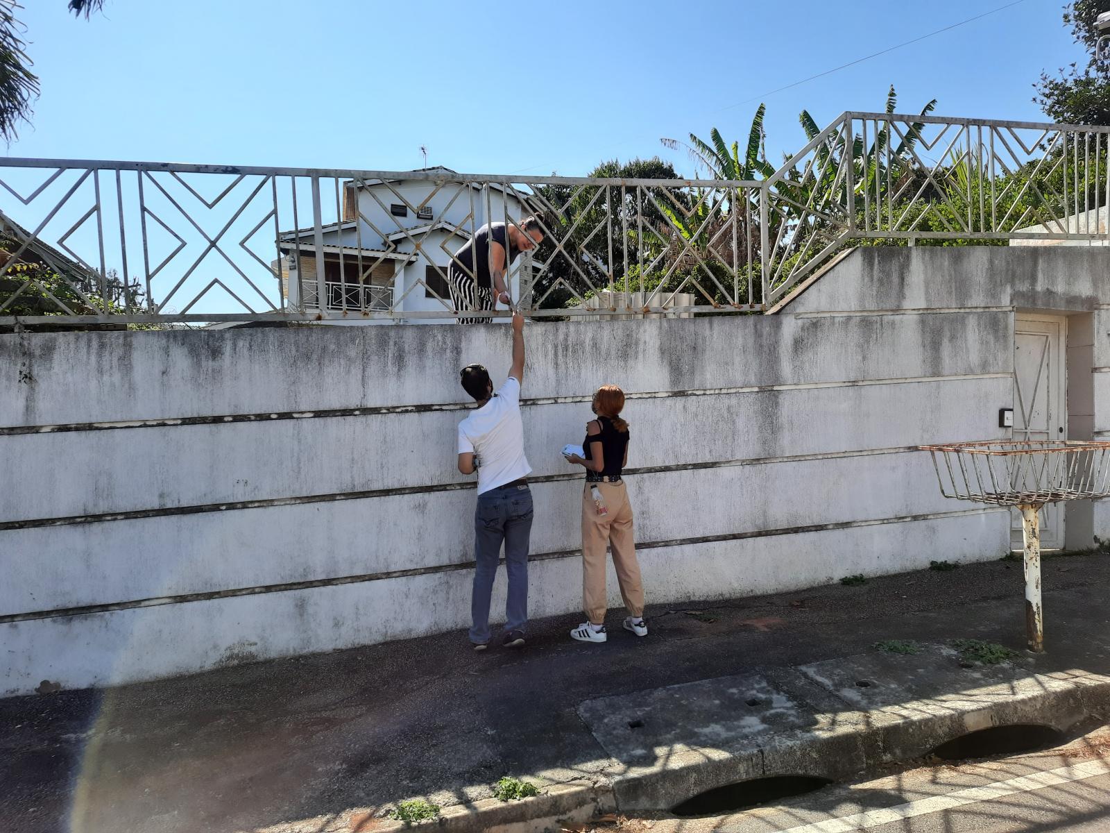 A ação da Prefeitura de Itatiba visitou 66 residências do bairro Monte Verde