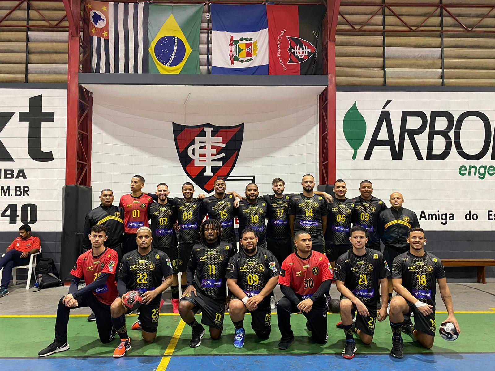 Brasileiro: Handstar vence na estréia e hoje enfrenta o Itatiba EC