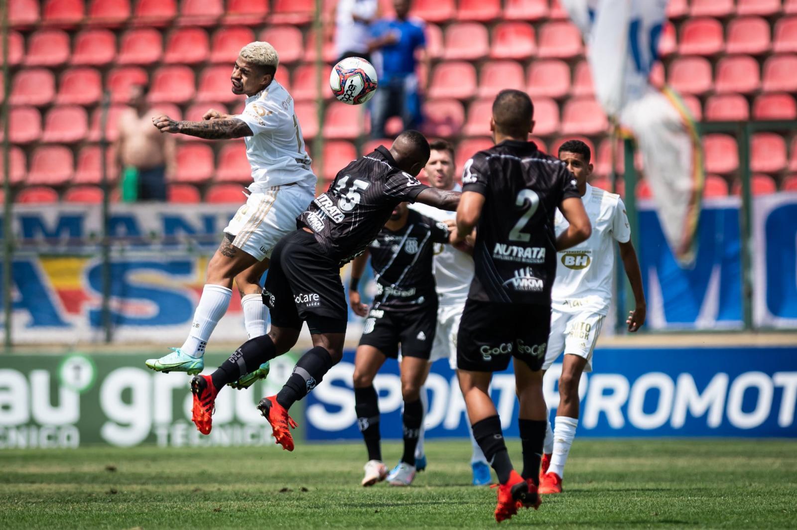 Com apoio da torcida, Cruzeiro bate Ponte Preta e se afasta do perigo na Série B