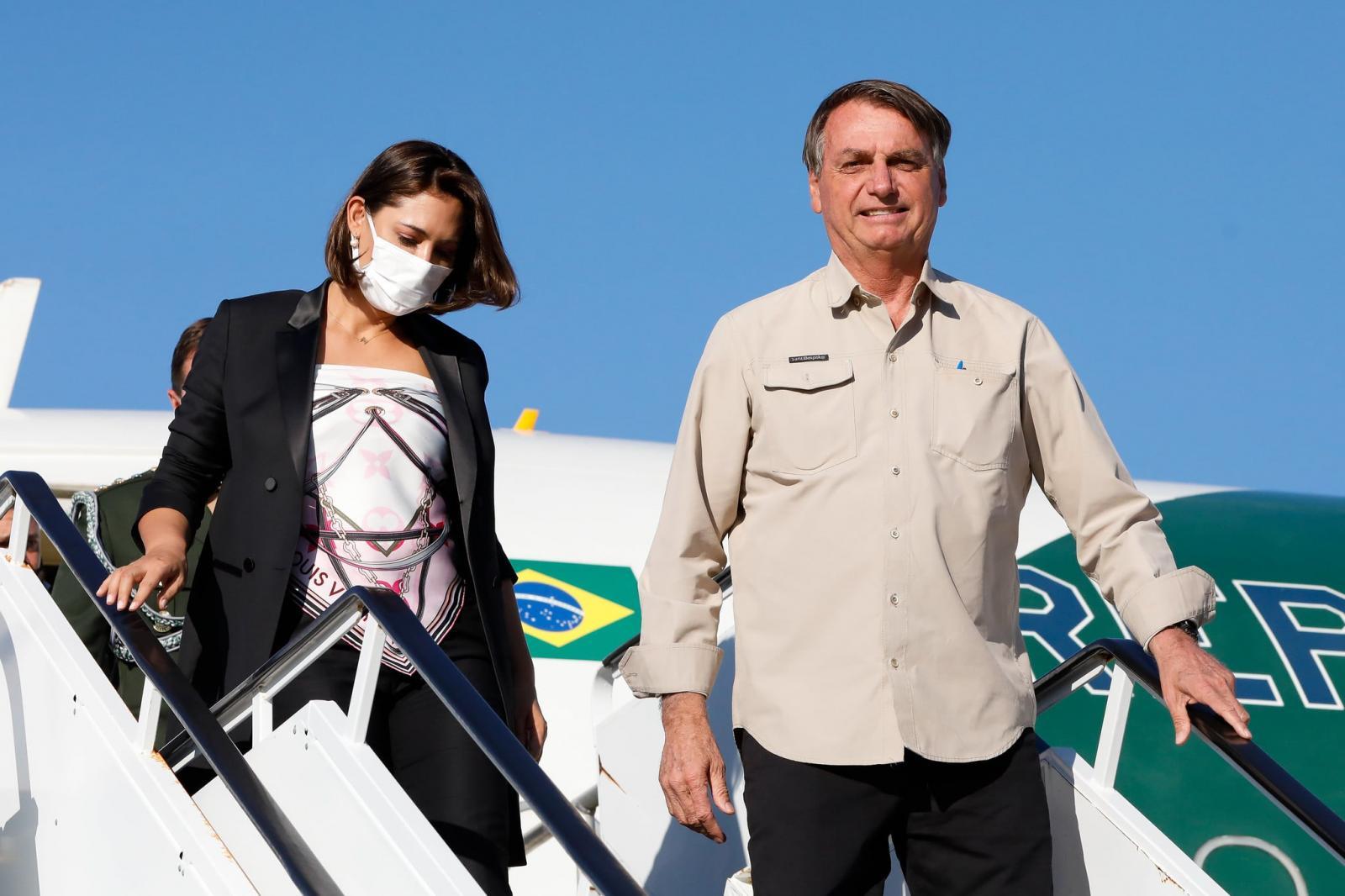 Discurso na ONU 'vai ser em Braille', diz Bolsonaro em NY