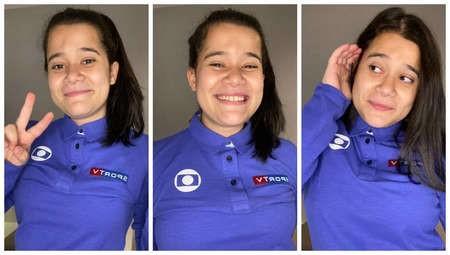 Fora da Paralimpíada, Verônica Hipólito se descobre 'comentarista' na TV