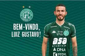 Guarani se reforça com o zagueiro Luiz Gustavo, ex-Vasco e Cuiabá
