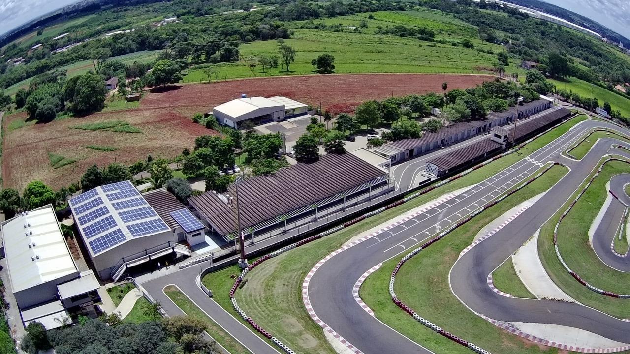Kartódromo San Marino investe em produção de energia fotovoltaica