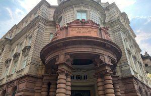 Secretaria de Cultura entrega fachadas recuperadas do Museu do Café