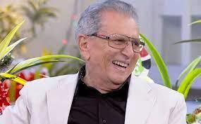 Carlos Alberto de Nóbrega é internado em SP