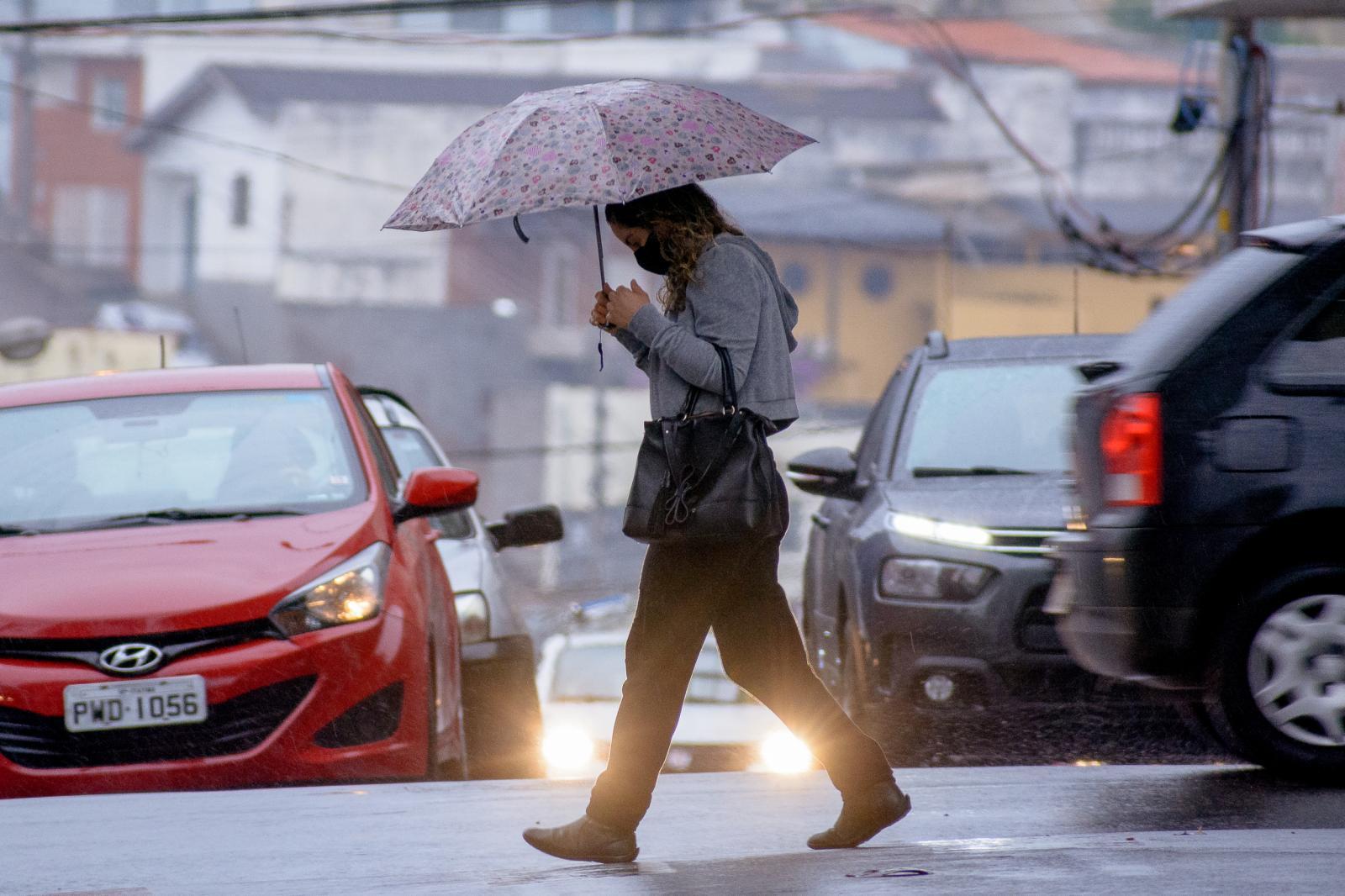 Chove, em setembro, apenas 12 milímetros