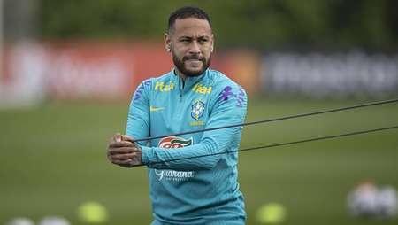 Com Neymar, Brasil vai em busca da 10ª vitória consecutiva nas Eliminatórias