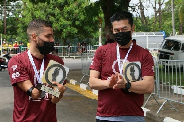Daniel Dias prestigia corrida gratuita em Atibaia no domingo