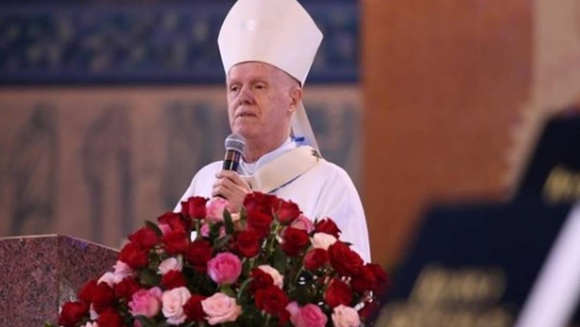 Em homilia, arcebispo de Aparecida pede pátria sem armas, ódio e mentiras
