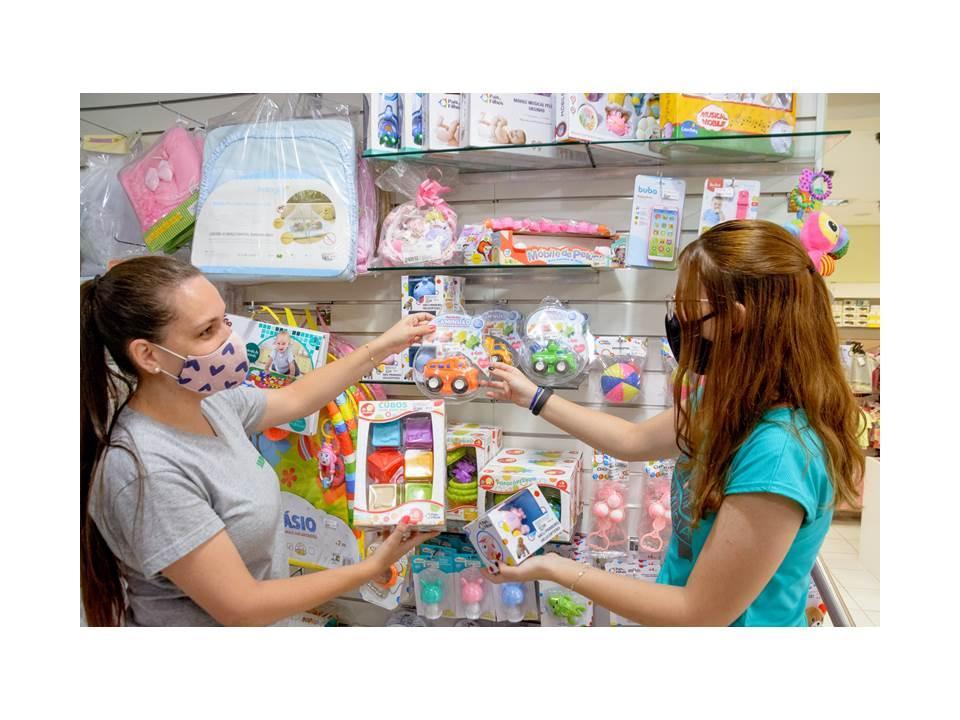 Lojistas estão otimistas para as vendas no Dia das Crianças