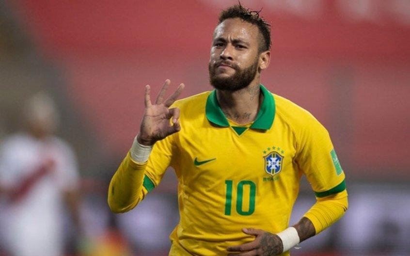 Neymar diz que Copa do Mundo de 2022 pode ser a última da sua carreira