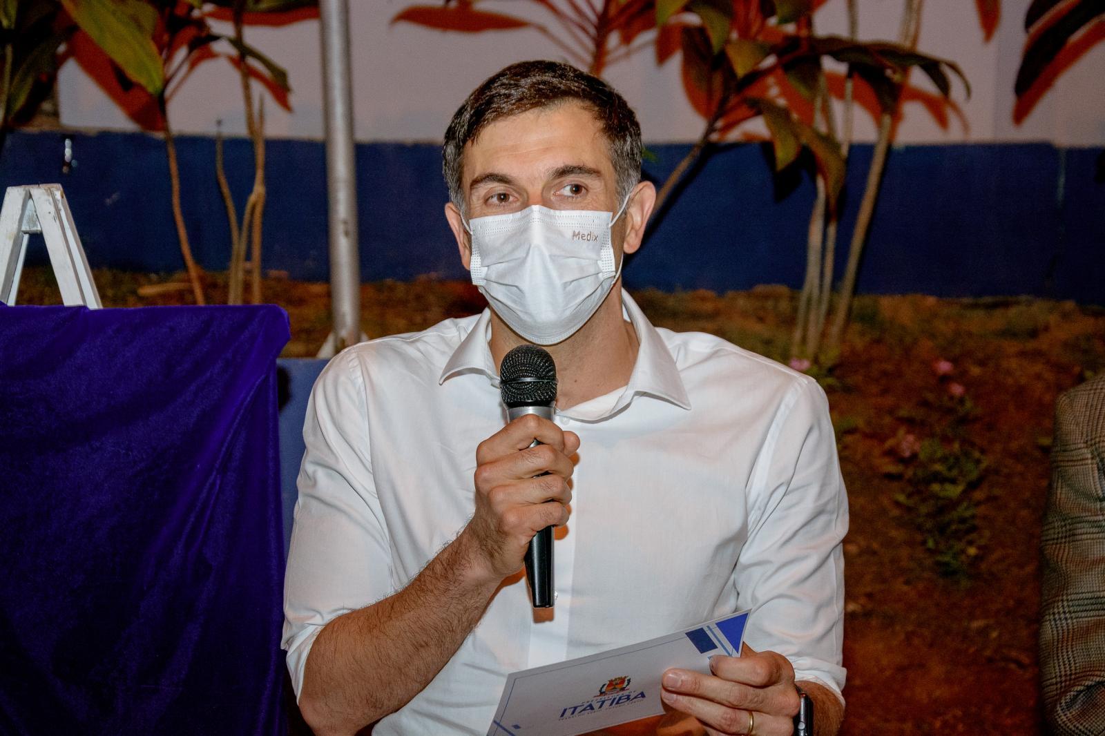 Prefeito Thomás anuncia mutirão para 750 ressonâncias magnéticas