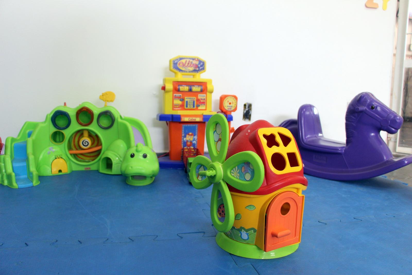 Programa 'Criança Feliz' promove desenvolvimento da criatividade e raciocínio lógico das crianças