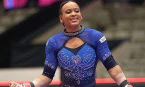 Rebeca Andrade se classifica para três finais no Mundial de ginástica artística
