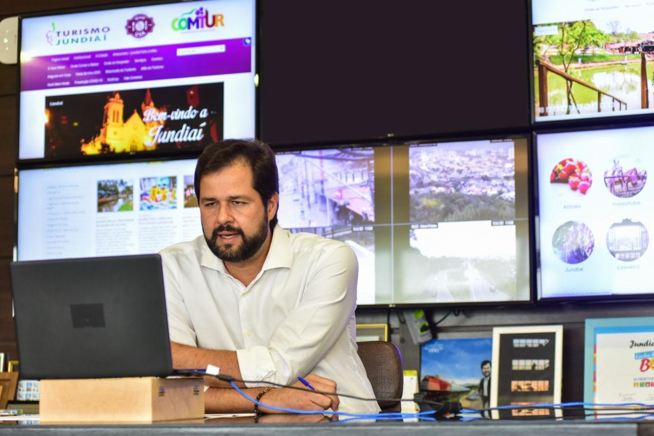 Reunião trata sobre o lançamento do Distrito Turístico Serra Azul